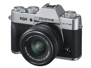 Fujifilm announce the X-T30