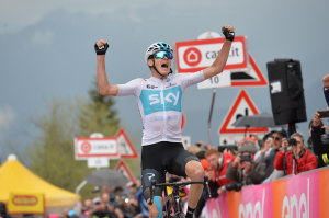 Giro: Chris Froome Conquers Queen Stage As Simon Yates Increases Lead
