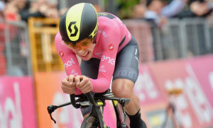 Giro: Rohan Dennis Blitzes Time Trial As Simon Yates Holds Lead