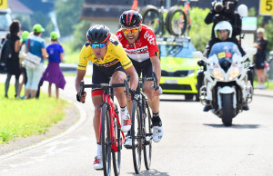 Richie Porte Extends Overall Lead In Final Hit Out Before Tour de France