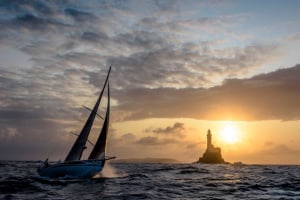 Winners decided in the Rolex Fastnet Race IRC 1 and 2, while Franco-Brit tops the Class40