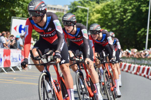 Tour De France: GVA & BMC Take Team Time Trial & Overall Lead
