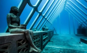 Four underwater museums to add to your bucket list