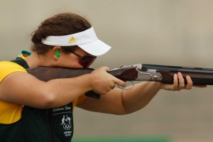 Catherine Skinner takes Silver in Shotgun World Championship