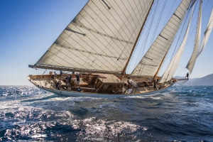 Classic schooners set up their own regatta series