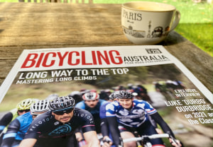 Bicycling Australia: Latest Edition Out This Week
