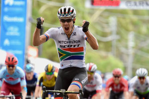 Every Second Counts: Daryl Impey Wins Stage 4 Of The TDU