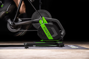VIDEO: Kinetic R1 'Rock & Roll' Direct Drive Smart Trainer At Eurobike