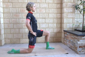 Stretching For Cyclists Part 1