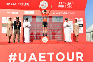COVID-19: UAE Tour Cancelled - Adam Yates Declared Winner