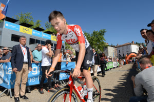 Cycling World Mourn Passing Of Young Pro Rider Bjorg Lambrecht