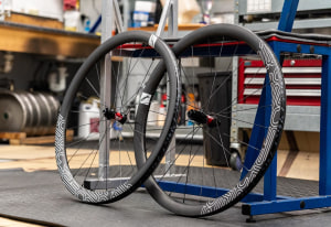 Bossi Bicycles - We Ride The Bossi RD1 Disc Wheelset