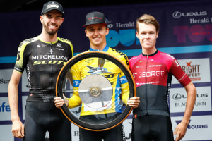 Jai Hindley Wins 2020 Herald Sun Tour