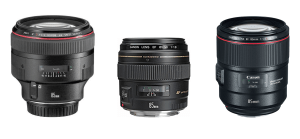 Video: Canon 85mm Shootout: f/1.2 vs f/1.4 vs f/1.8