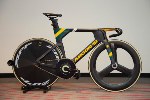 Track News: Cycling Australia Reveal World Championships & Olympic Track Bike