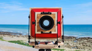 8x10 Camera Kickstarter launches, aims for low cost large format photography