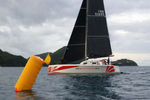 Banzaï takes Line Honours in ARC 2020