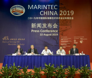Marintec China 2019 will be held in Shanghai in December