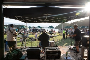 Beach party sell-out predicted at CRC Bay of Islands Sailing Week