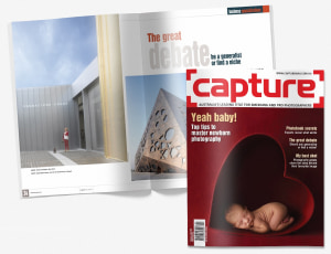 OFFER EXTENDED! Save 40% when you subscribe to Capture