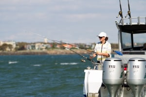 Victoria's ban on fishing, boating lifted