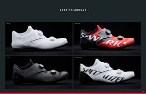 Specialized Launch New High Performance 'Ares' Shoes