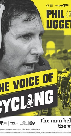 Phil Liggett Documentary On The Big Screen In March