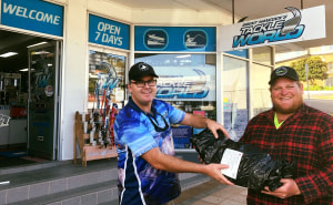 NSW DPI Research Angler Program (RAP) drop-off locations