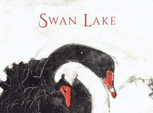 'Swan Lake' children's book