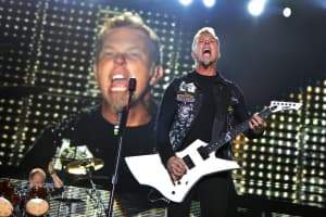 Metallica Frontman Hetfield Moves out of California Because He Loves Guns and Hunting