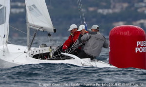German teams dominate opening day of Dragon Grand Prix Spain in Puerto Portals