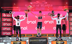 Jai Hindley Finishes 2nd Overall At 2020 Giro d'Italia