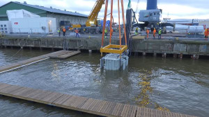 Subsea variable speed drive successfully tested under water
