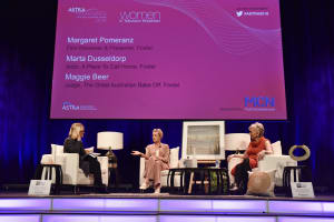 ASTRA 2016 Women In Television Breakfast