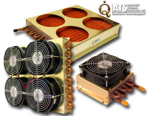 Liquid cooling line of products