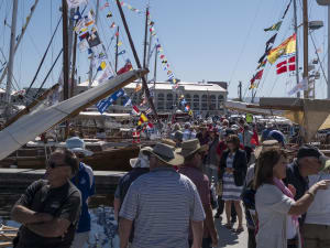 Countdown to Wooden Boat Festival