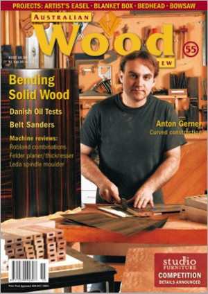 Wood Review Issue 55