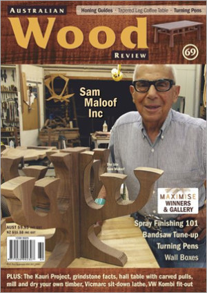 Wood Review Issue 69