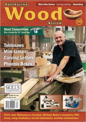 Wood Review Issue 70