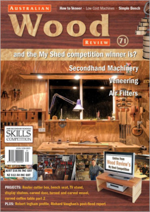 Wood Review Issue 71