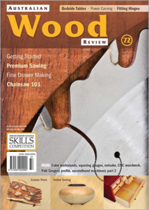 Wood Review Issue 72