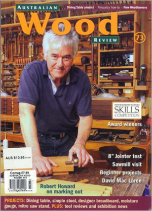 Wood Review Issue 73