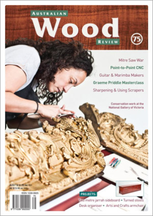 Wood Review Issue 75