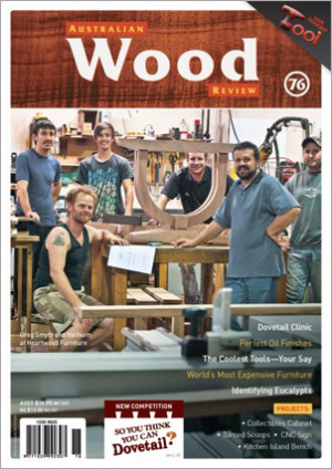 Wood Review Issue 76