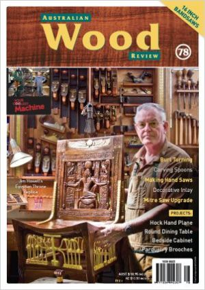 Wood Review Issue 78