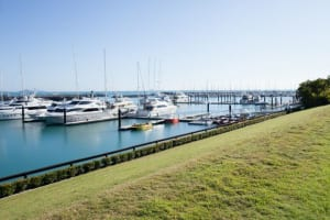 Abell Point Marina continues to develop new facilities for visiting yachties