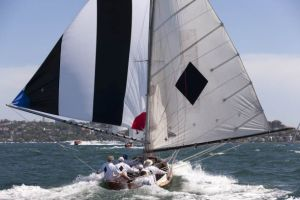 Video of Historical 18ft Skiff Australian Championship