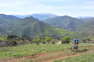 Mountain Biking in Sicily, Italy