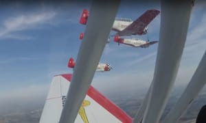 THURSDAY FLYING VIDEO: Aeroshell Ride-along