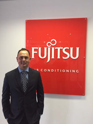 Fujitsu General appointment